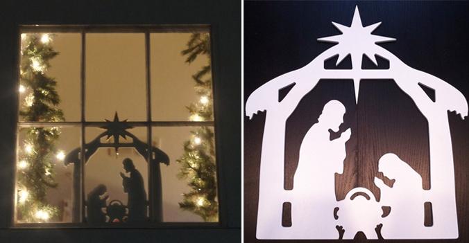 "Search Results for ""Simple Nativity Silhouette Clip Art ..."
